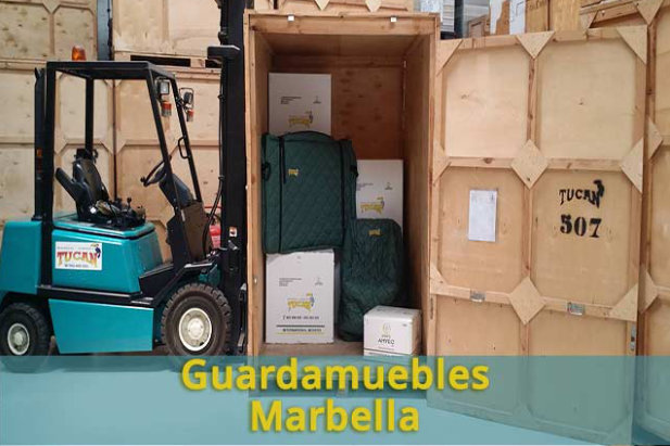 Guardamuebles Marbella